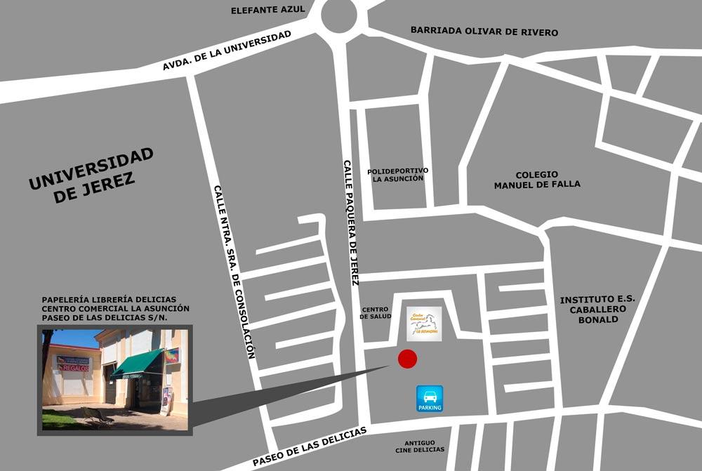mapa-papeleria-las-delicias