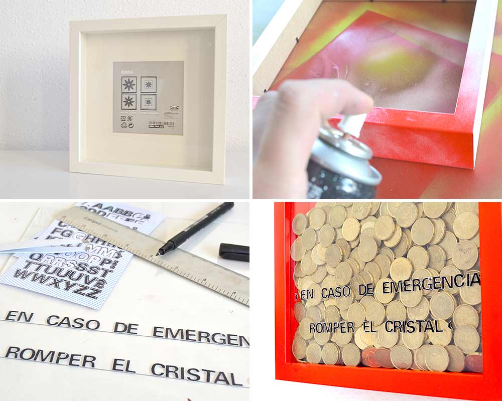 21 Ideas super originales para regalar dinero en una boda