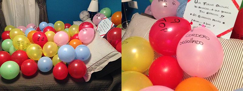 regalar-dinero-con-globos-en-boda