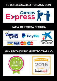 pagos y envíos seguros