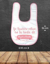 baberos-personalizados-bodas-baratos-rosa1