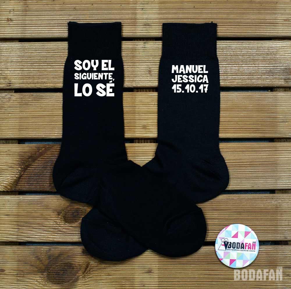 Calcetines personalizados para los testigos de tu boda - Calcetines de navidad personalizados ...