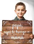cartel-nino-boda-entrada-novia-hijo1