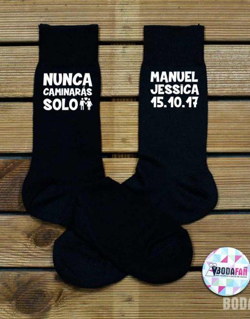 calcetines-boda-personalizados-nunca-caminaras