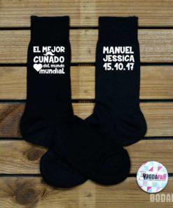 calcetines-cuñado-regalo-novios-boda