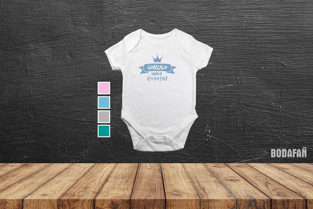 0fe541f95 Body original y barato para regalar a los recién nacidos de tu boda