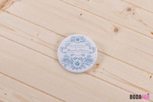 chapas-recuerdo-boda-divertida-personalizada-nombre-fecha-vintage