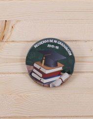 chapas-recuerdo-graduacion-sombrero-1